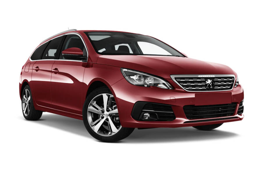 Peugeot 308 Car Hire Deals