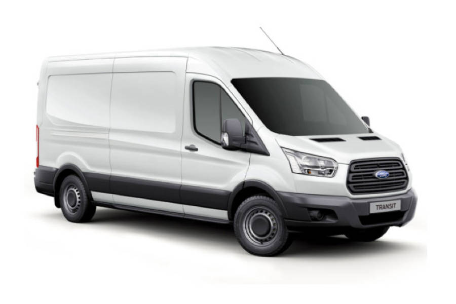 Ford Transit 350 Car Hire Deals