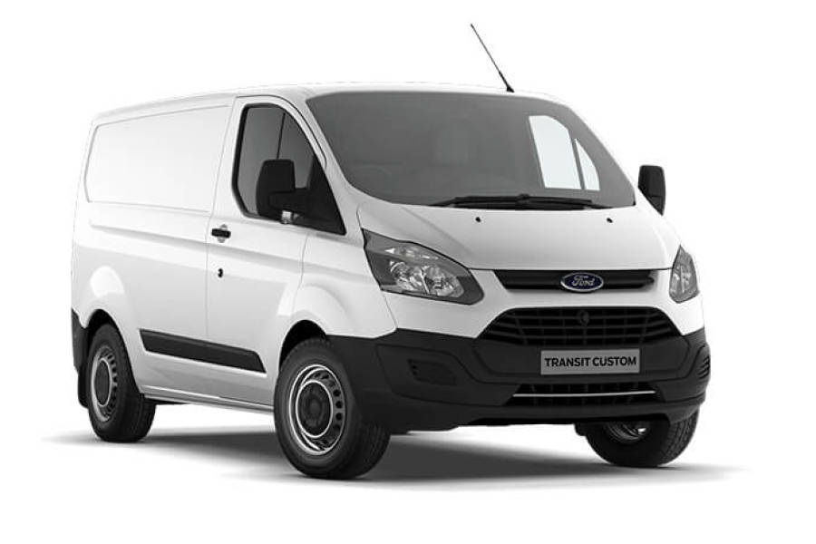 Ford Transit Custom Car Hire Deals