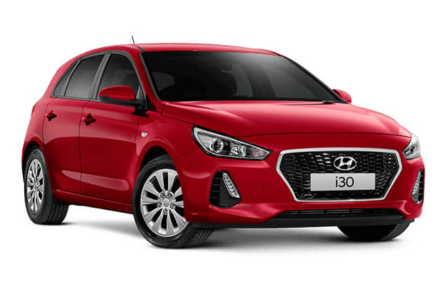 Hyundai i30 Car Hire Deals