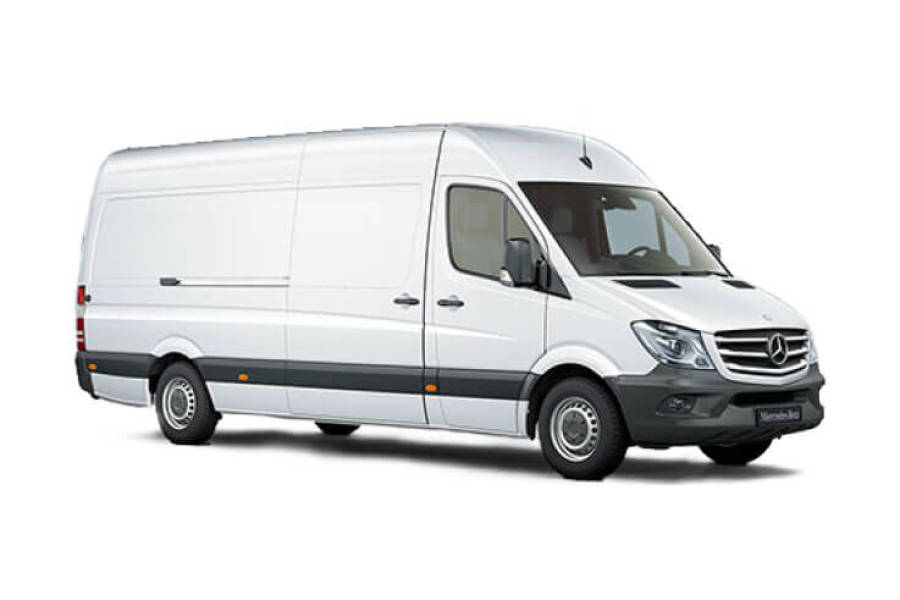 Mercedes Benz Sprinter Car Hire Deals