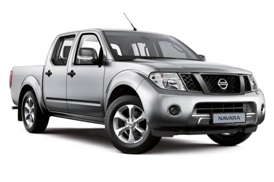 Nissan Navara Car Hire Deals
